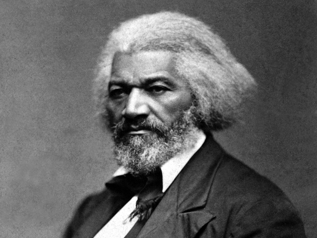 Frederick Douglas'