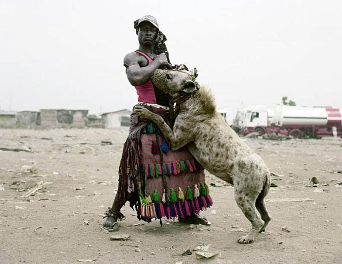 The Hyena Man